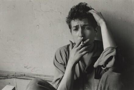 Bob Dylan in My Loft on 3rd Avenue, New York