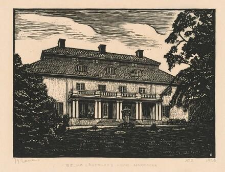 Selma Lagerlof Home