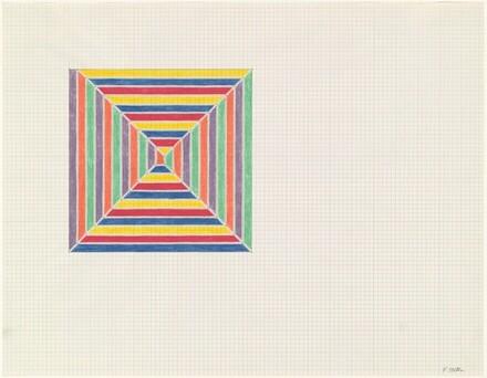 A through L Colored Maze