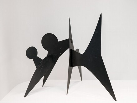Maquette for Deux Discs I
