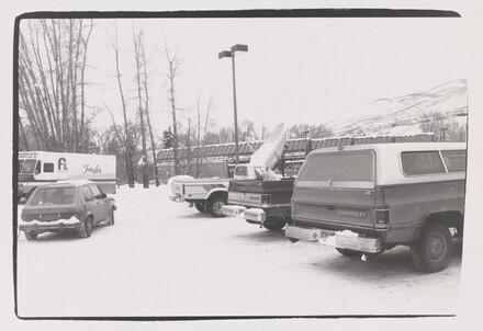 Colorado Parking Lot