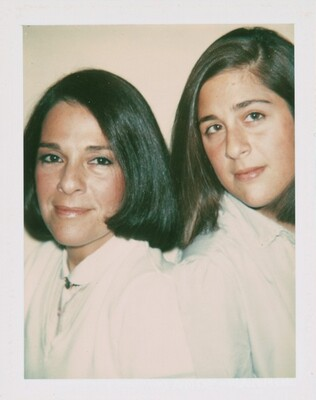 Mrs. Damencian and Daughter