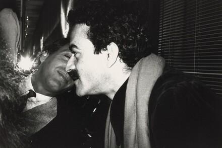 Steve Rubell and Victor Hugo