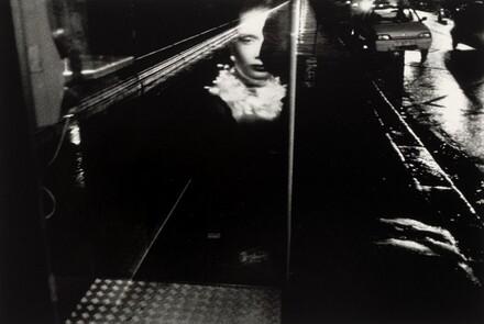 Reflection of a Woman, Paris