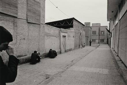 Heroin Smokers in the Gumruch Neighborhood, Teheran
