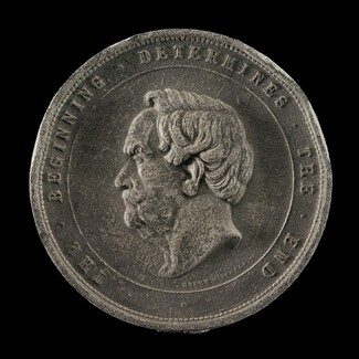 Die for Corcoran Gallery of Art Drawing Medal [obverse]