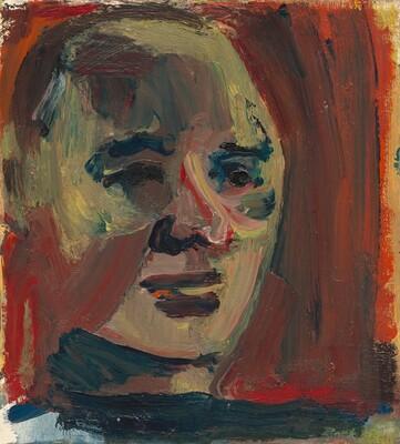 Portrait of Elmer Bischoff