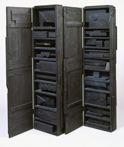 Louise Nevelson, Ancient Secrets, 19641964