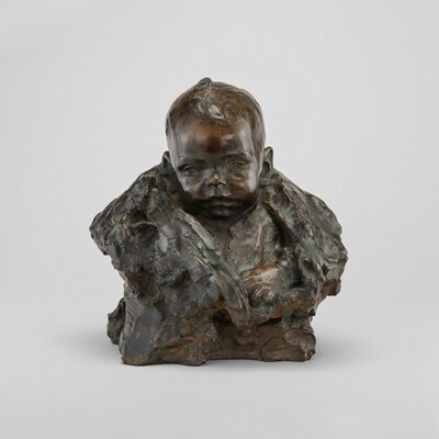 Bust of Baby