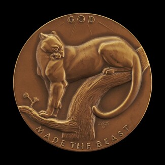 God Made the Beast [obverse]