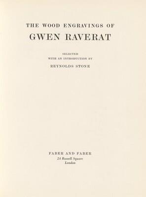 The Wood Engravings of Gwen Raverat