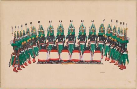 Niman Kachina Dance