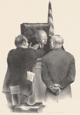 Conference at the Bench