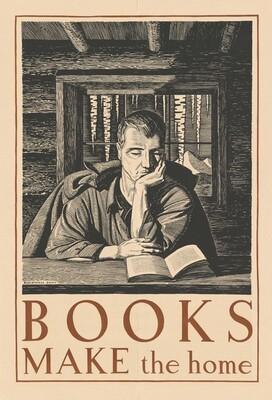 Books Make the Home