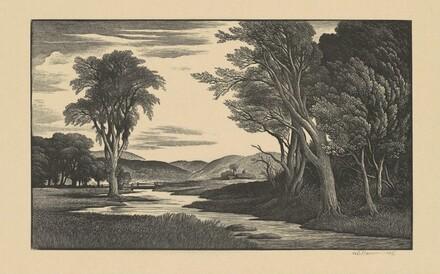 A New England Stream