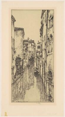 Rio della Pergola—Venice