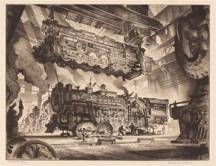 Locomotive Shops