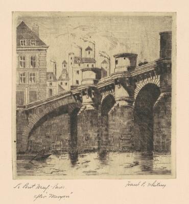 Le Pont Neuf—Paris