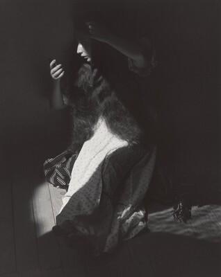 Retrato de lo Eterno (Woman Combing Her Hair)