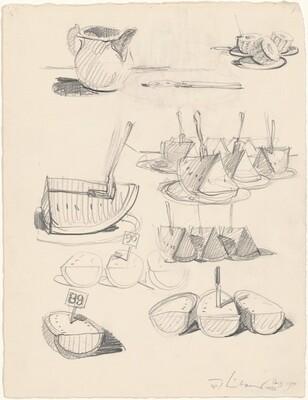 Studies of Watermelon