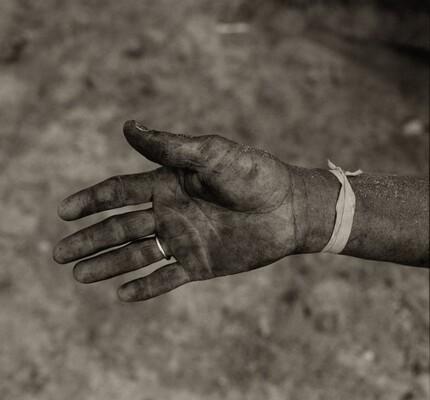 The Hope Grasshopper. Dona Antônia's Wish-Ribbon Bracelet. Five Centuries Work the Land at Black River.