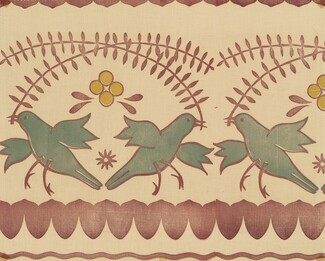 Doves with Olive Branches