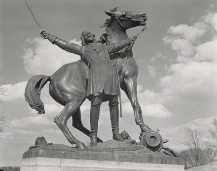 Battlefield Monument, Vicksburg, Mississippi