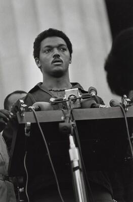 Solidarity Day, Washington, D.C., Jesse Jackson, Mayor, Resurrection City