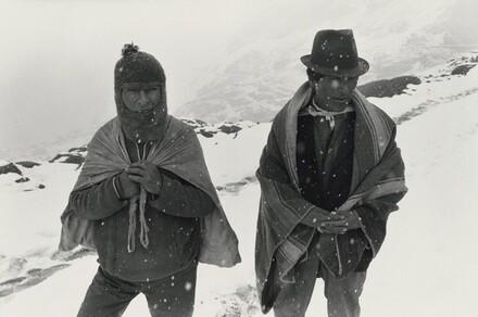 Mount Chacaltaya, Bolivia
