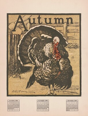 Calendar of Birds and Beasts: Autumn