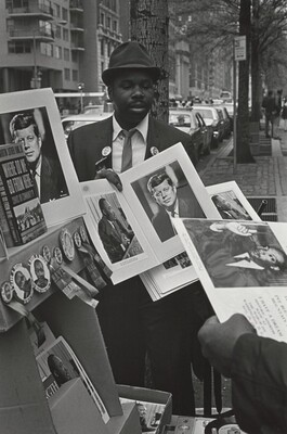 Vendor in New York City