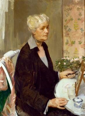 Julie Bruhns Kahle (Mrs. Marcell Kahle)