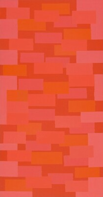Number 5 (Red Wall)