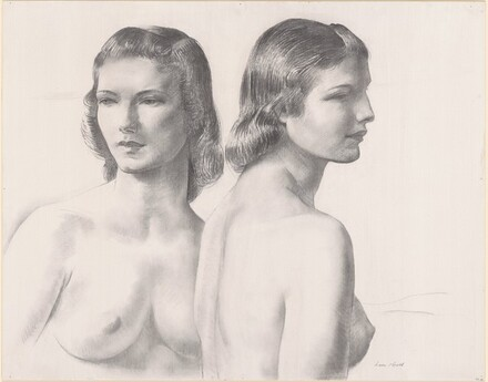 Studies of a Young Girl