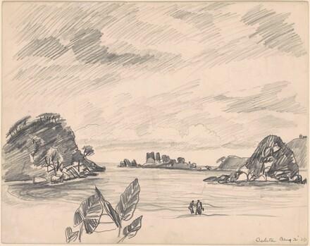 Caleta, Tropical Bay [recto]