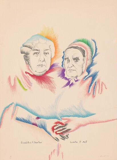 Marisol, Womens Equality, 1975