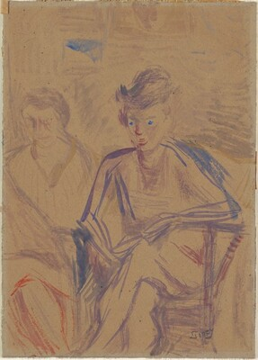 Seated Women