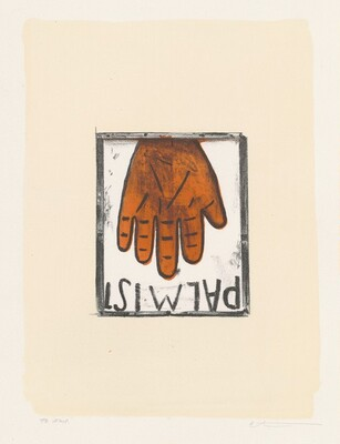 Palmist Hand