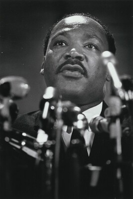 Martin Luther King, Jr., New Politics Convention, Chicago, Illinois