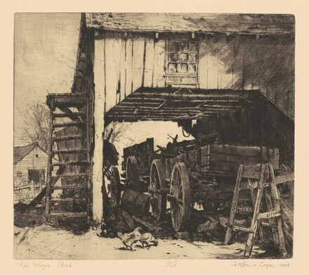 The Wagon Shed