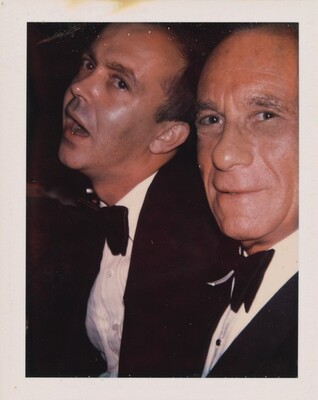 David Whitney and Tibor de Nagy
