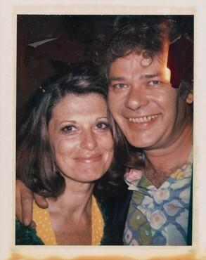 Marian Javits and John Chamberlain