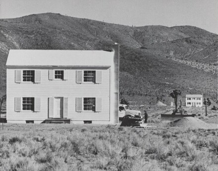 Atomic Bomb Test Sequence, Operation Upshot-Knothole, Nevada Proving Ground