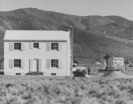 Atomic Bomb Test Sequence, Operation Upshot-Knothole, Nevada Proving Ground, #1