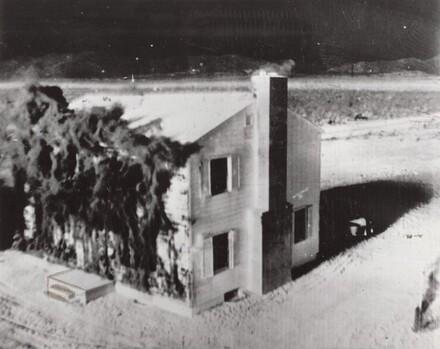 Atomic Bomb Test Sequence, Operation Upshot-Knothole, Nevada Proving Ground