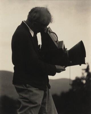 Alfred Stieglitz, Lake George, New York