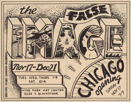 The False Image