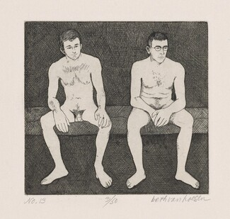 No. 13 Two Figures