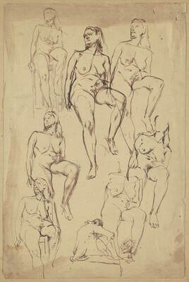 Nude Figure Studies