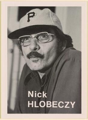 Nick Hlobeczy